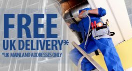 Free UK Ladder Delivery