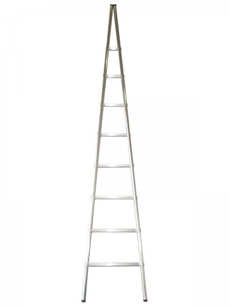 Window Cleaner Ladder - Single Section - Chase Manufacturing Ltd