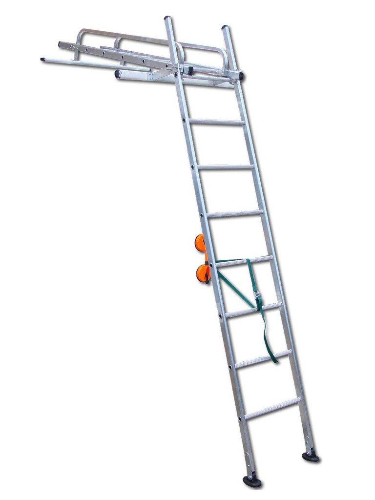 Conservatory Access Ladder Chase Ladders