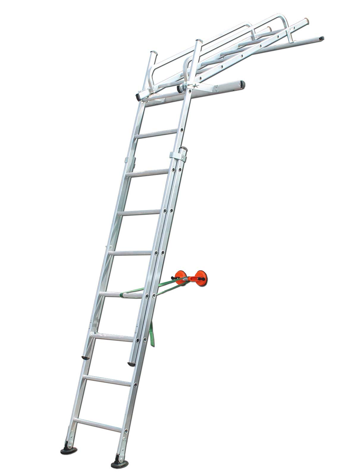 Professional Conservatory Access Ladder Chase Ladders