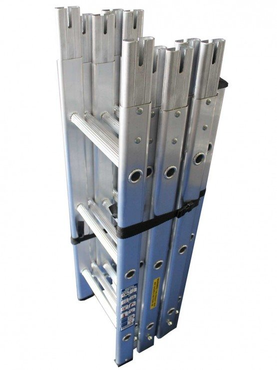 Heavy Duty Sectional Surveyors Ladders - Chase Manufacturing Ltd