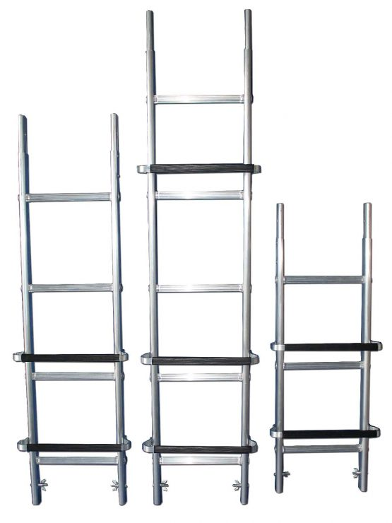 Roof Ladder Extensions - Chase Manufacturing Ltd