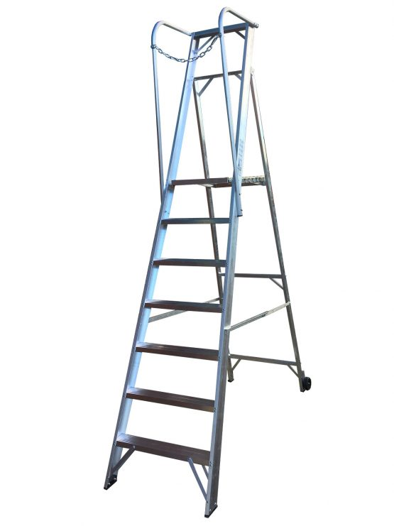 Chase Ladders - Safety Steps (Wide)