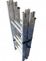 Sectional Surveyors Ladders - Chase Manufacturing Ltd