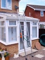 Conservatory Access Ladder from Chase Manufacturing