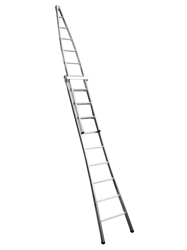 Window Cleaner Ladders Double Section Chase Ladders