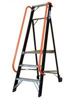 Superpro Steps - Platform Step - Chase Manufacturing Ltd
