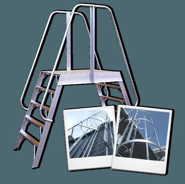 Bespoke work platforms by Chase Manufacturing