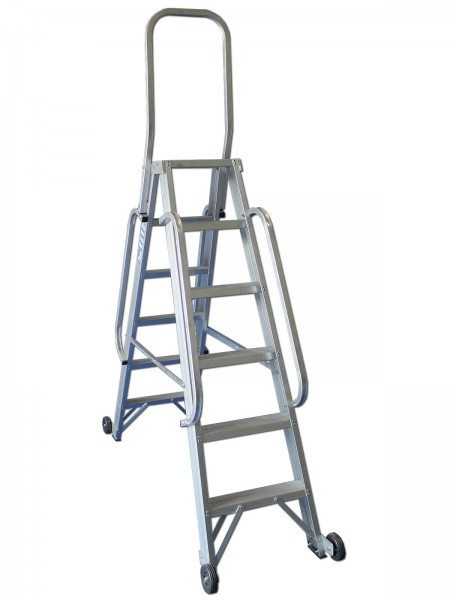 Chase Ladders Single Sided Stock Picking Steps