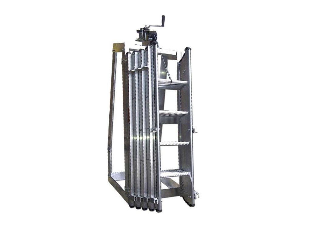 Chase Ladders Bespoke Winch Ladders