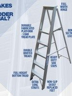 What makes a Chase Step Ladder so special