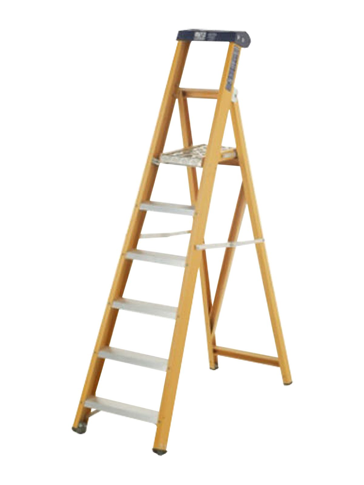 Grp Non Conductive Platform Steps Chase Ladders