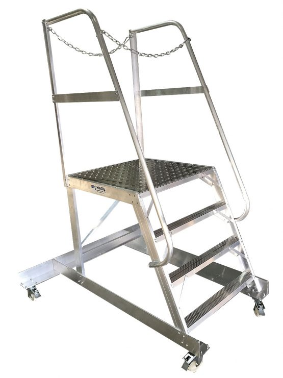 Dekstar Aluminium Non Folding Platform step