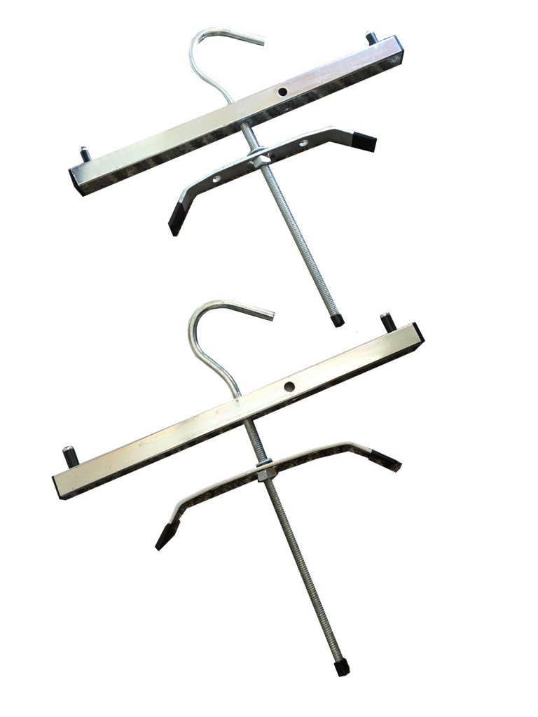 Roof Rack Clamps Chase Ladders
