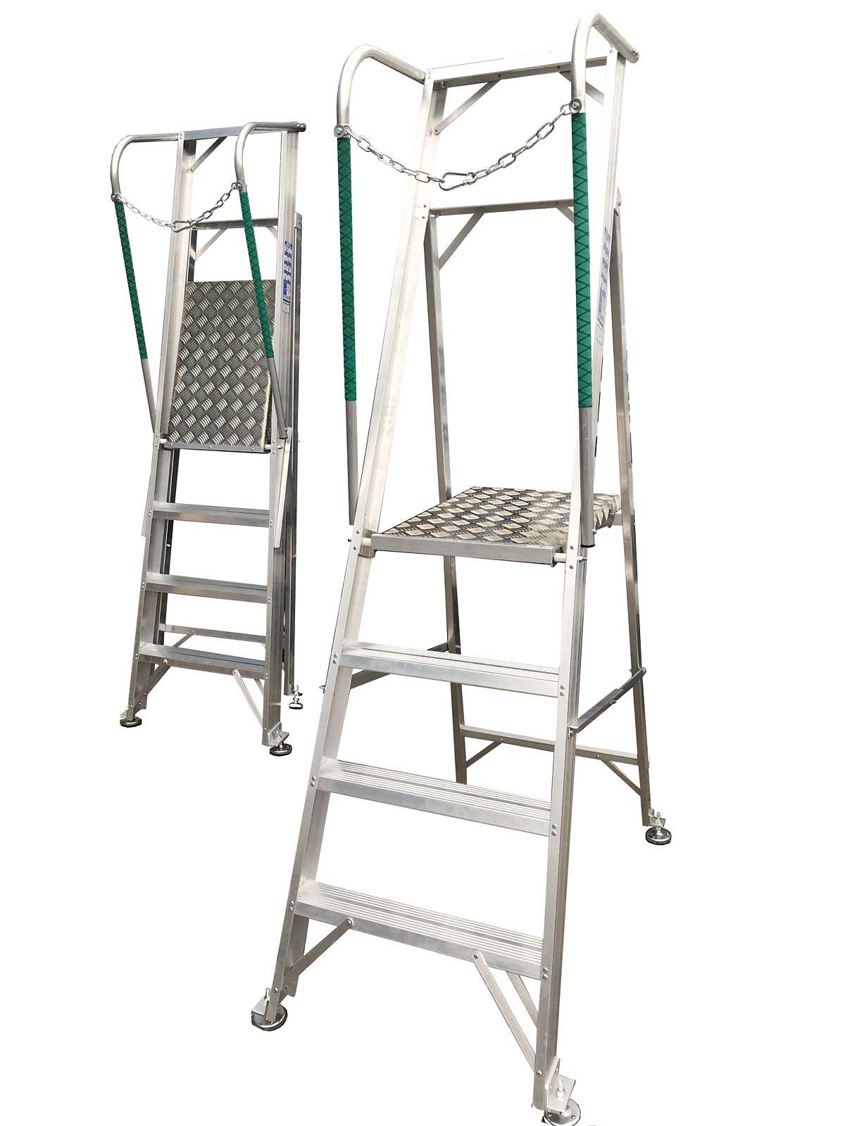 Greenstar Platforms Chase Ladders