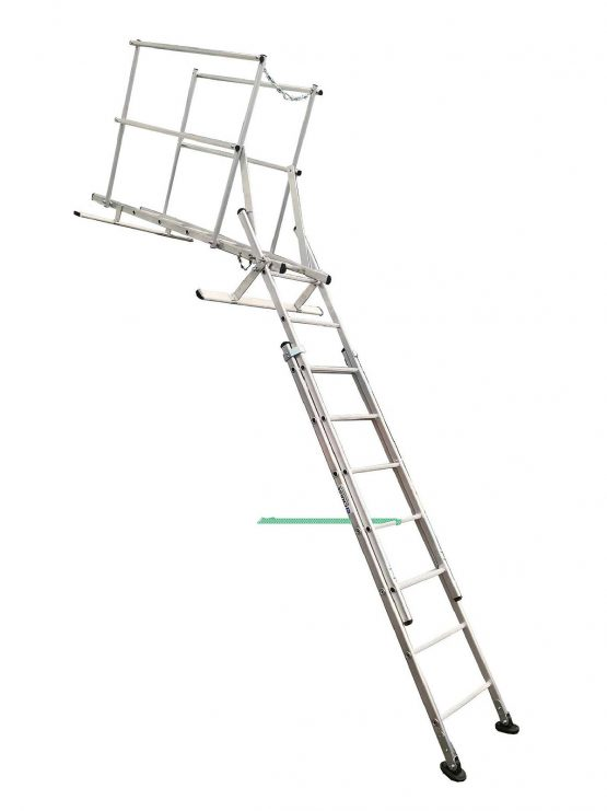 Sloping Roof Access Ladder