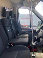 Vanguard Sneeze Screens for Commercial Vehicles