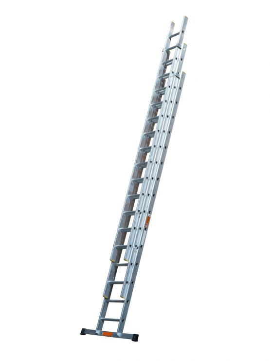Professional Extending Triple Ladders
